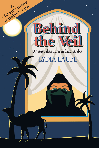 Lydia Laube - Behind the Veil
