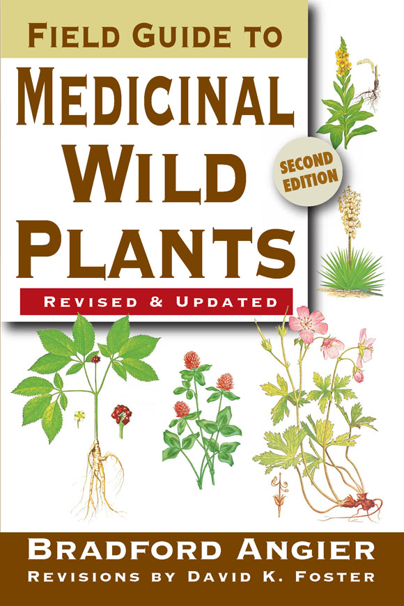 Field Guide to Medicinal Wild Plants 2nd Edition