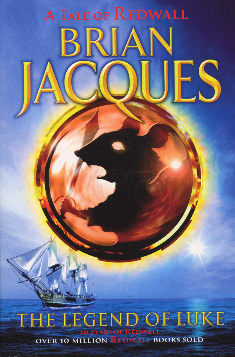 The Legend Of Luke By: Brian Jacques