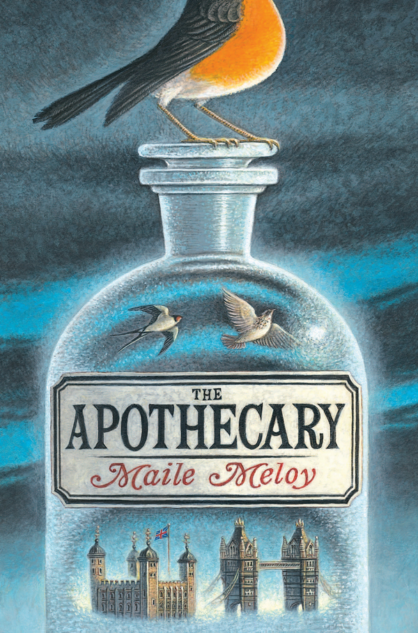 The Apothecary By: Maile Meloy