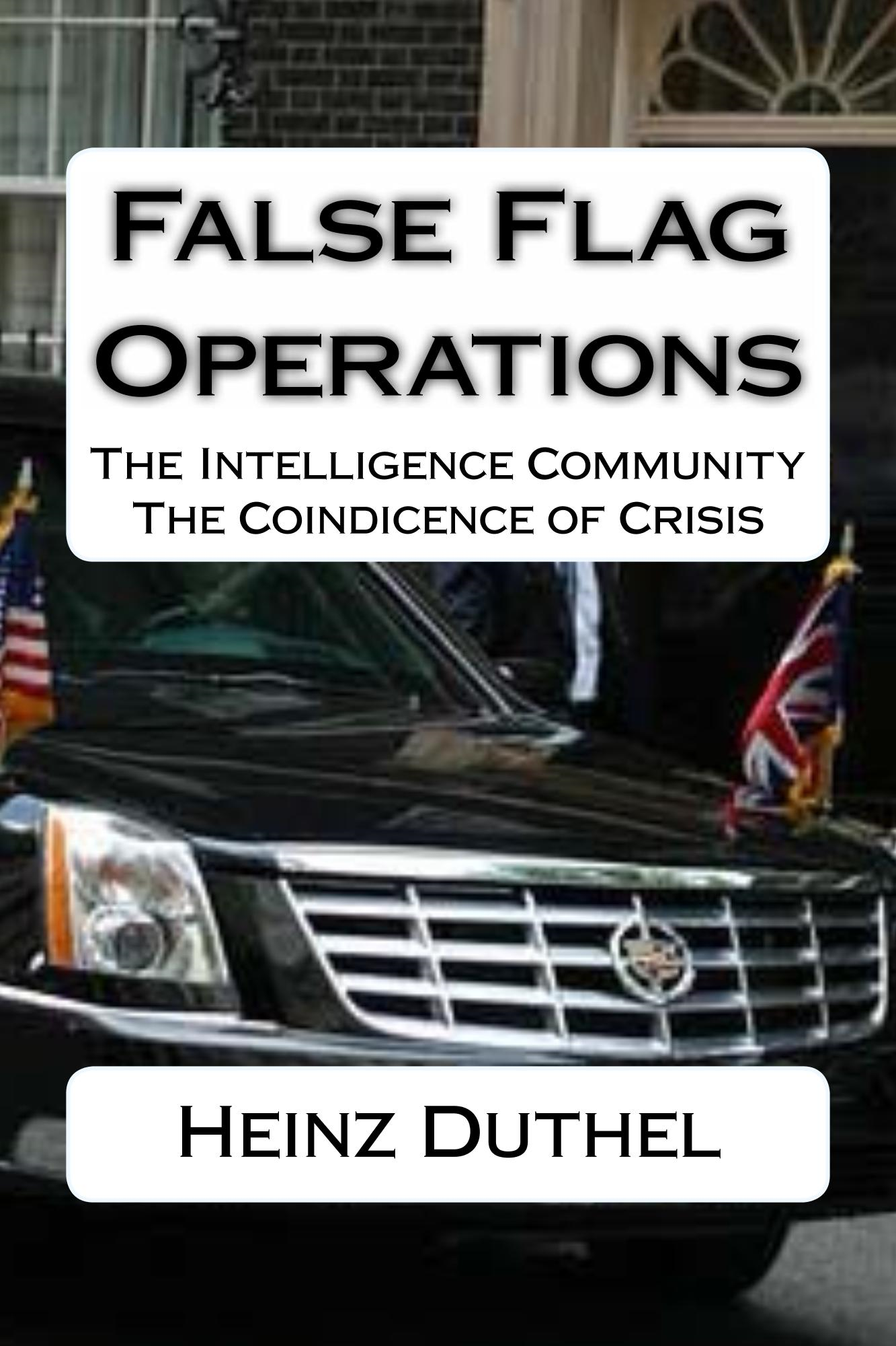 False Flag - operations. The Al-Qaida Nonsense