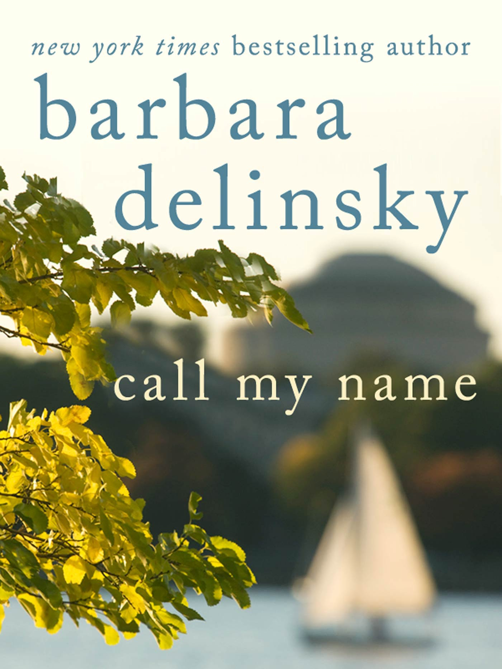 Call My Name By: Barbara Delinsky