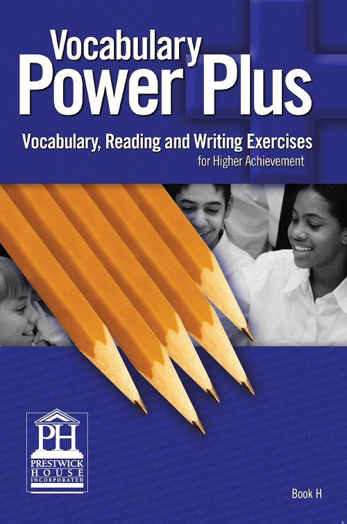 Vocabulary Power Plus for Higher Achievement - Book H
