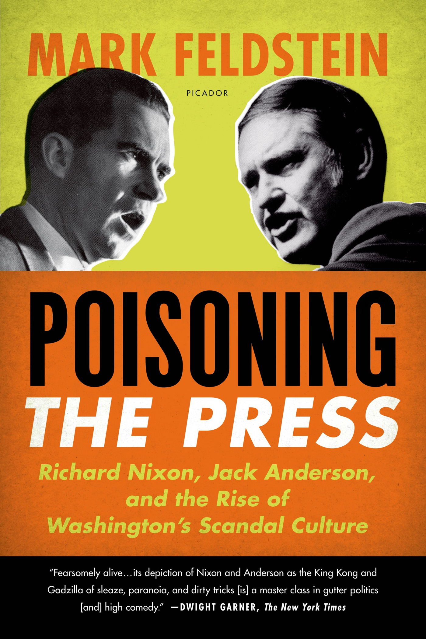 Poisoning the Press By: Mark Feldstein