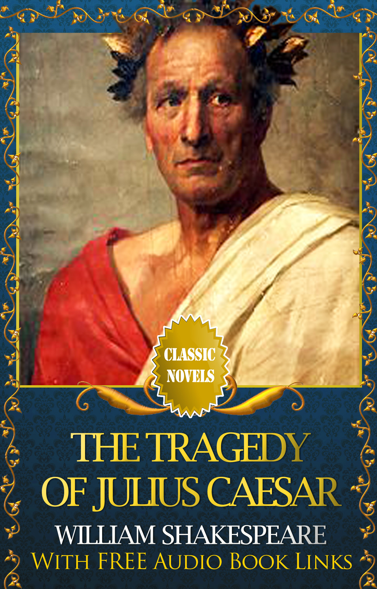 a literary analysis of a tragic hero brutus in the play julius caesar by william shakespeare