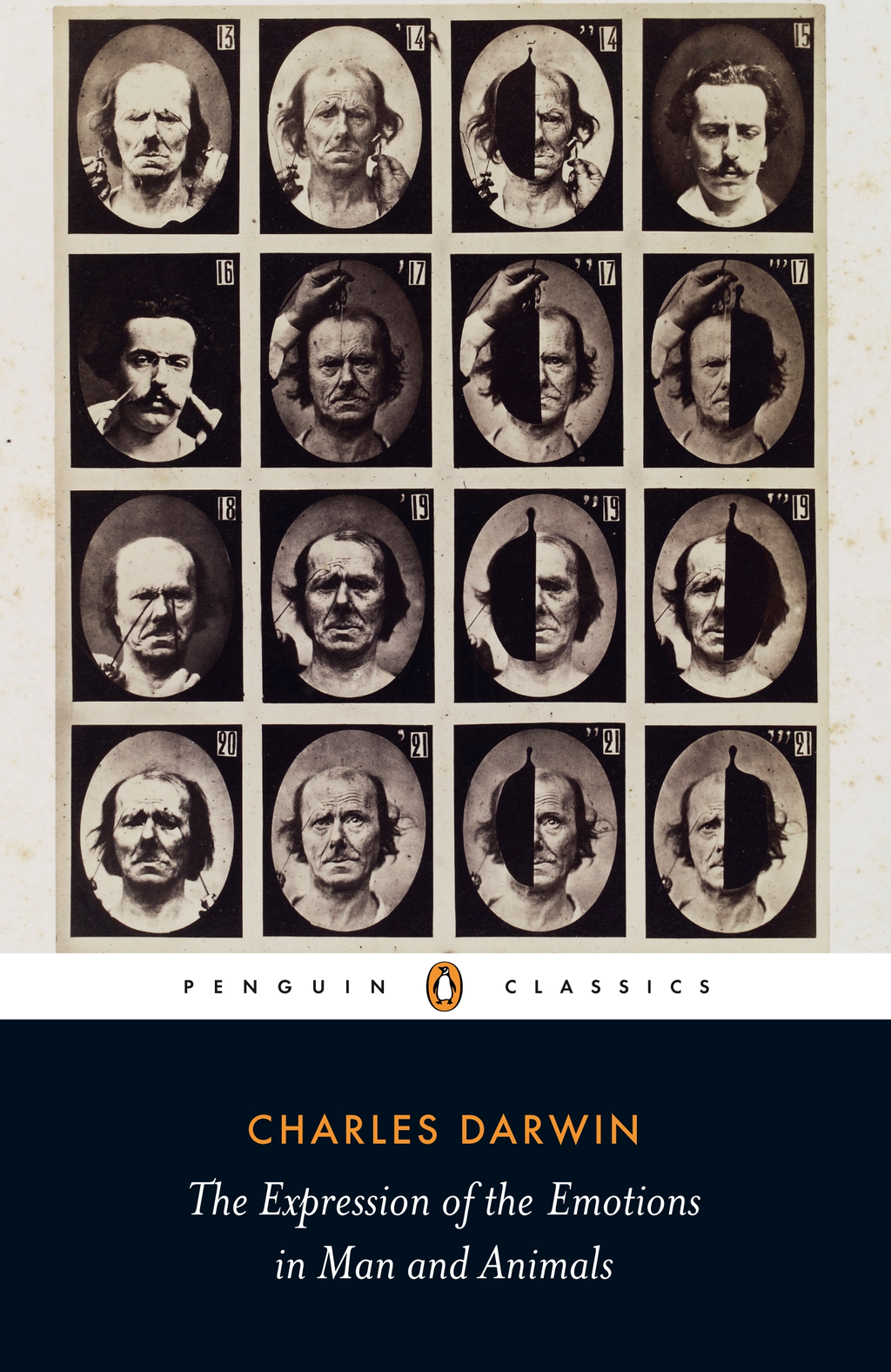 The Expression of the Emotions in Man and Animals By: Charles Darwin