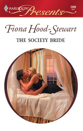 The Society Bride By: Fiona Hood-Stewart