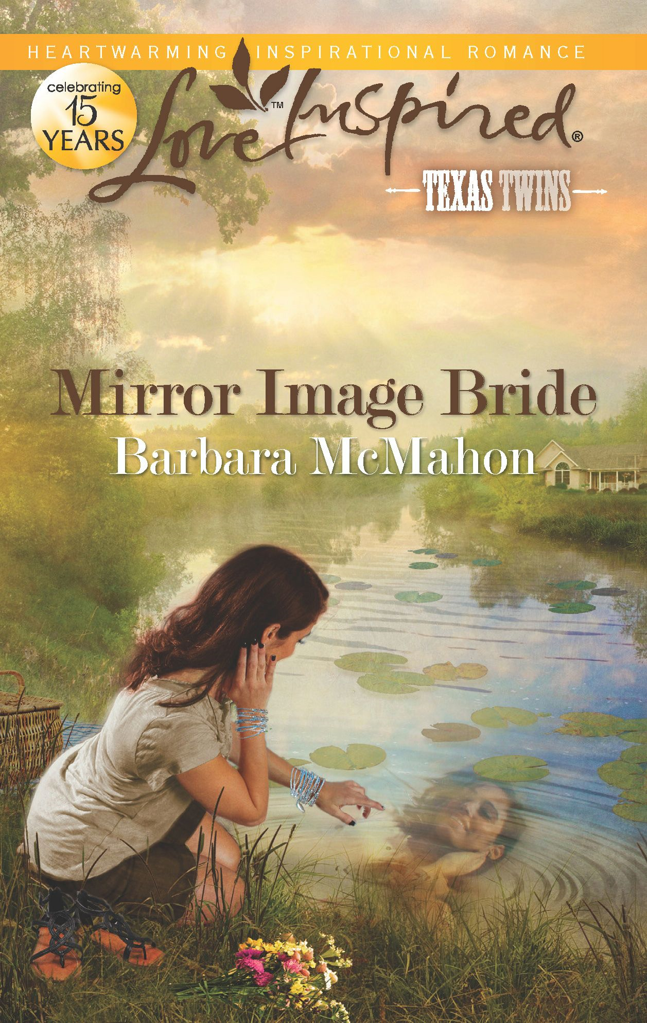 Mirror Image Bride By: Barbara McMahon