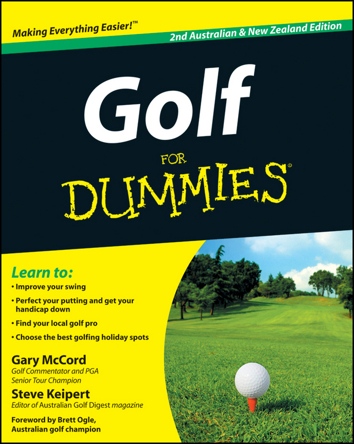 Golf For Dummies By: McCord,Steve Keipert