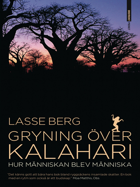 Gryning over Kalahari By: Lasse Berg