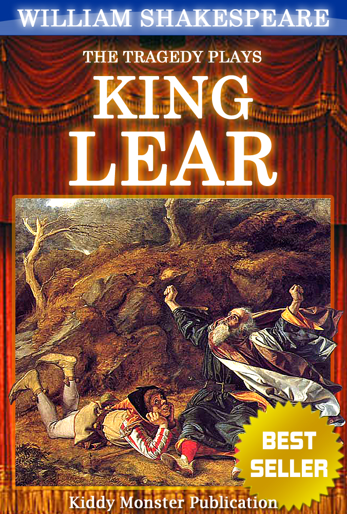 lears character in william shakespeares play essay Compare and contrast essay on king lear and macbeth in the play, king lear, written by william in shakespeare's plays the central characters' own weaknesses.