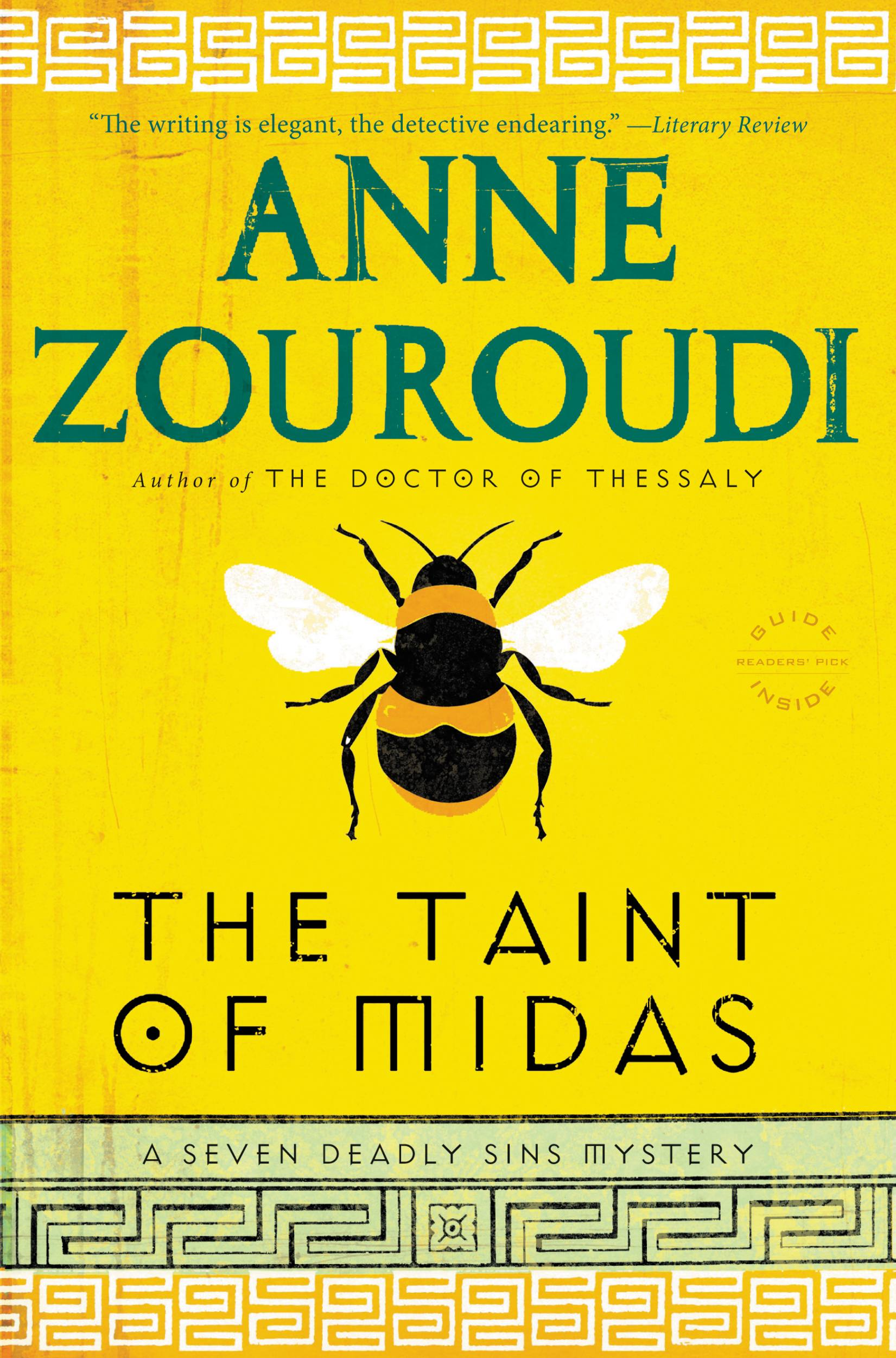 The Taint of Midas By: Anne Zouroudi