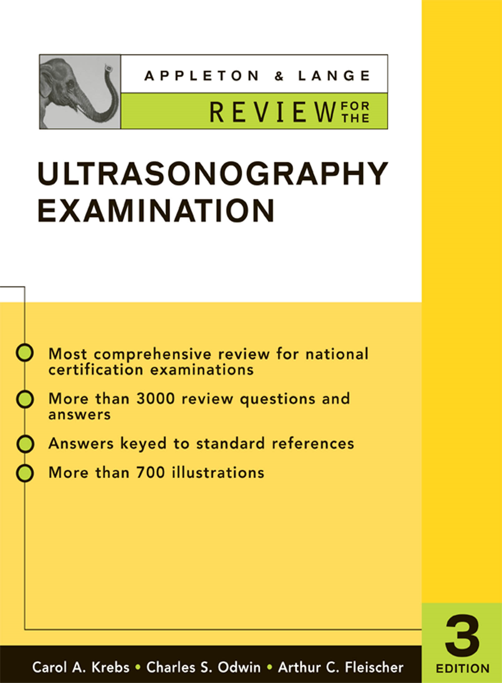 Appleton & Lange Review for the Ultrasonography Examination: Third Edition