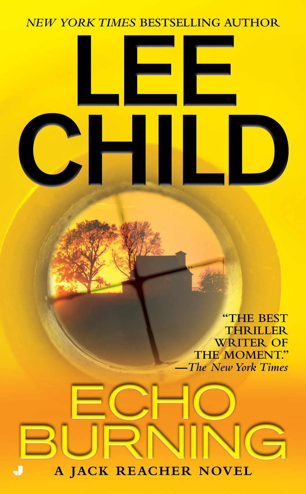 Echo Burning By: Lee Child