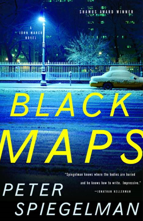 Black Maps By: Peter Spiegelman