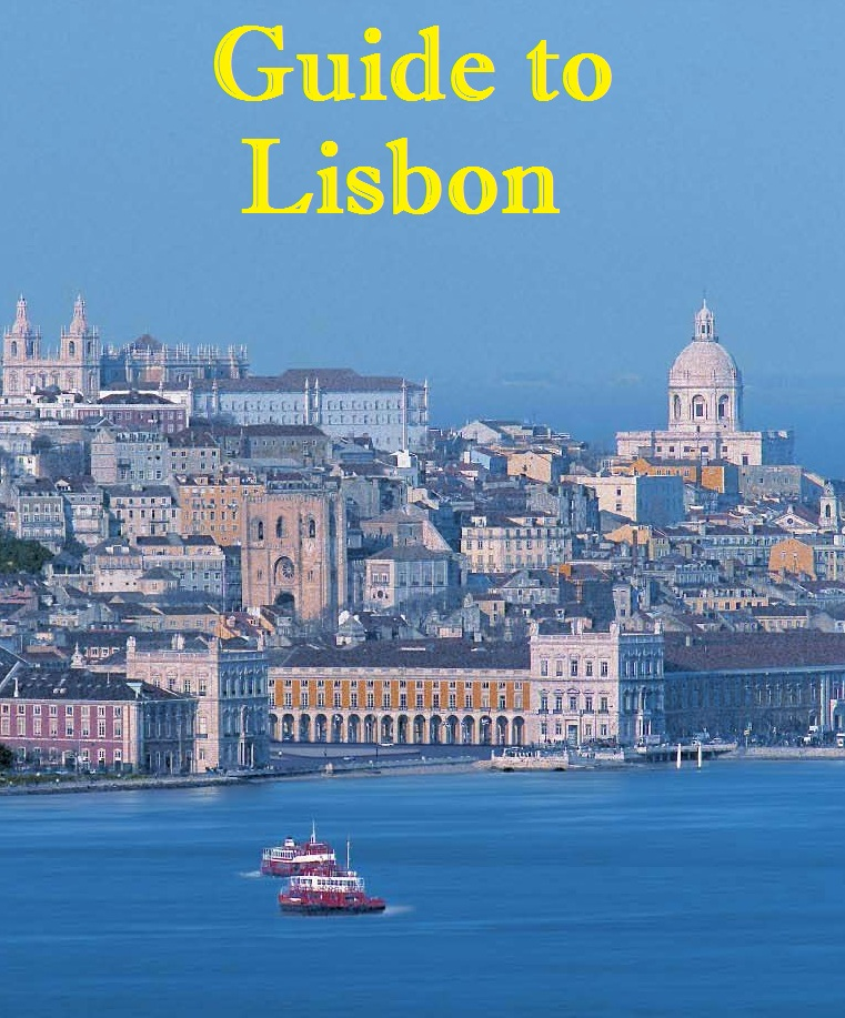 Guide to Lisbon By: Euprintpress Publishing