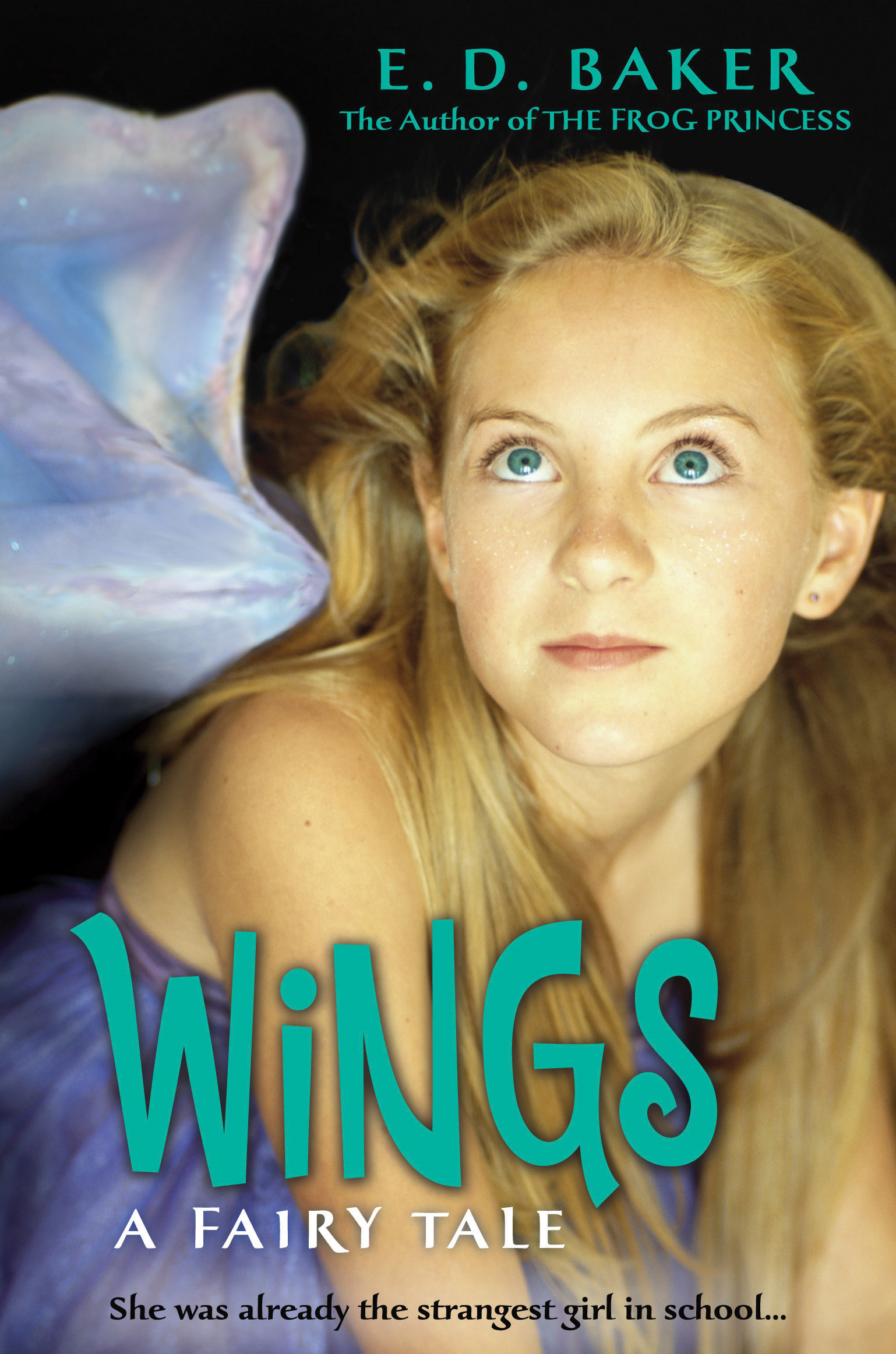 Wings By: E. D. Baker