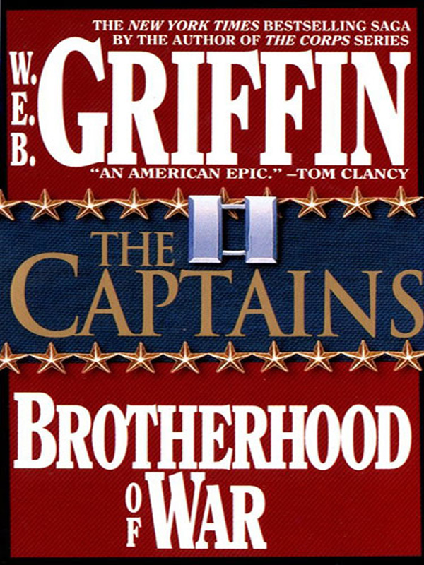 The Captains By: W.E.B. Griffin
