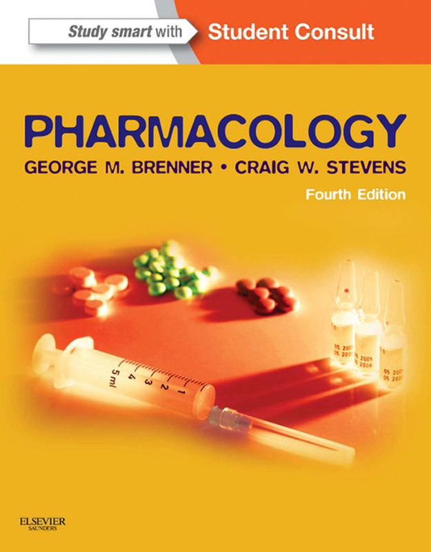 Pharmacology with STUDENT CONSULT Online Access