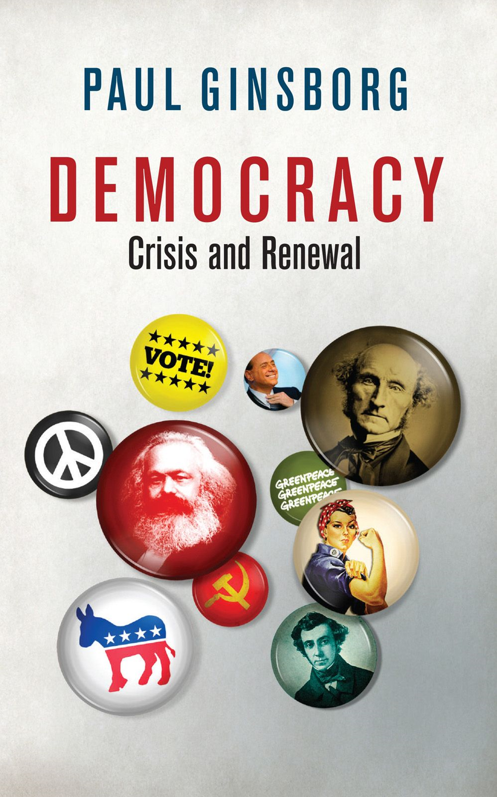 Democracy By: Paul Ginsborg