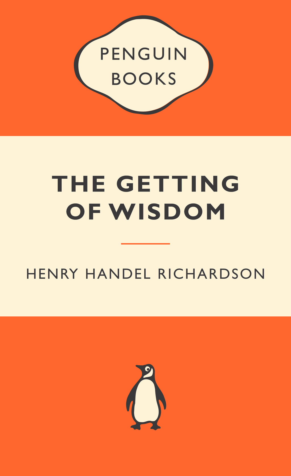 The Getting of Wisdom Popular Penguin