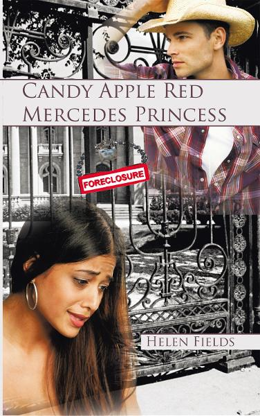 Candy Apple Red Mercedes Princess