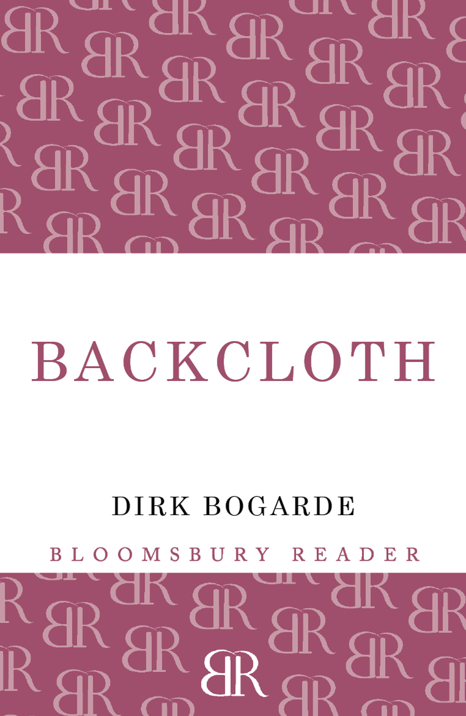 Backcloth By: Dirk Bogarde