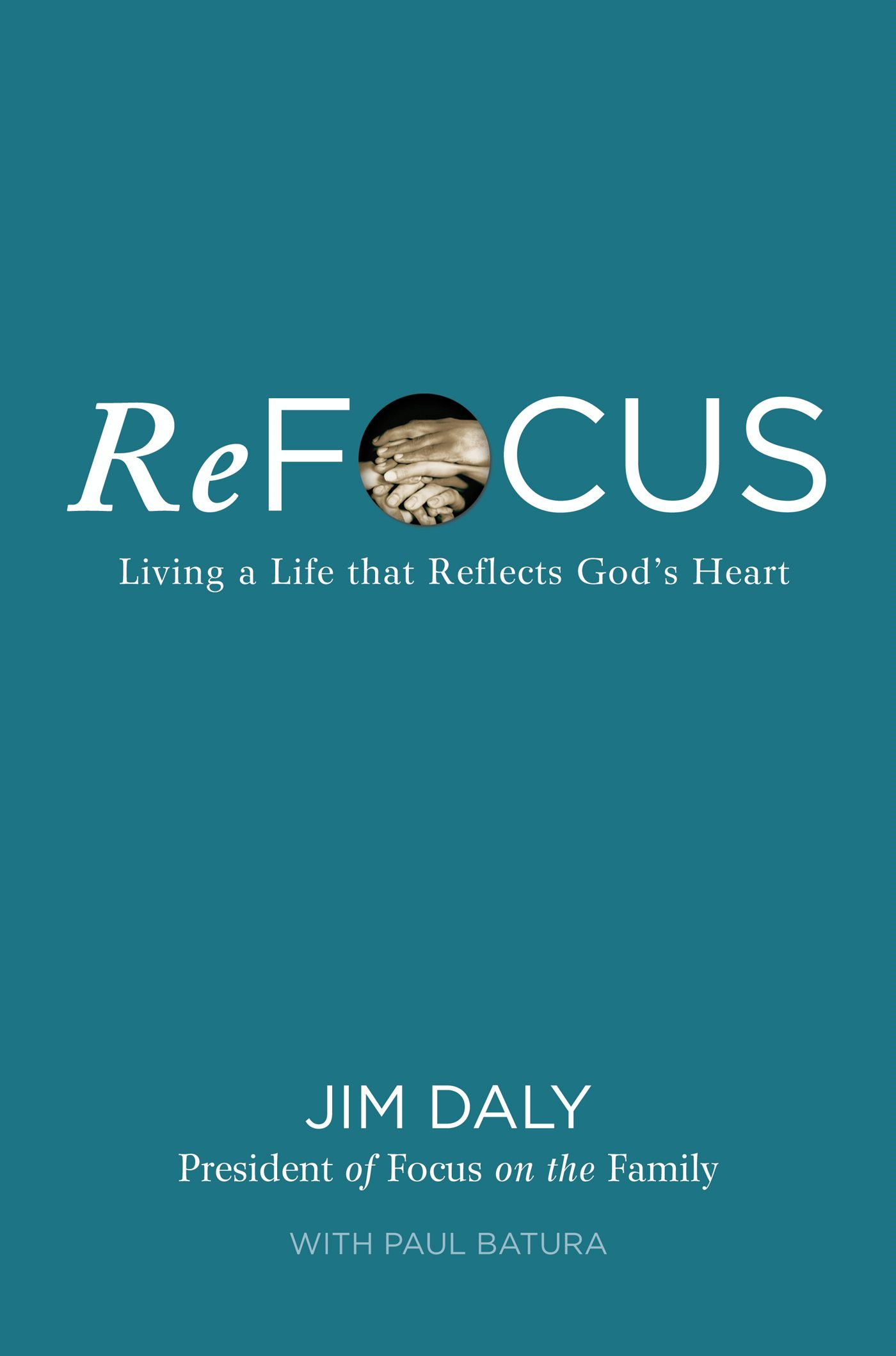 ReFocus By: James   Daly