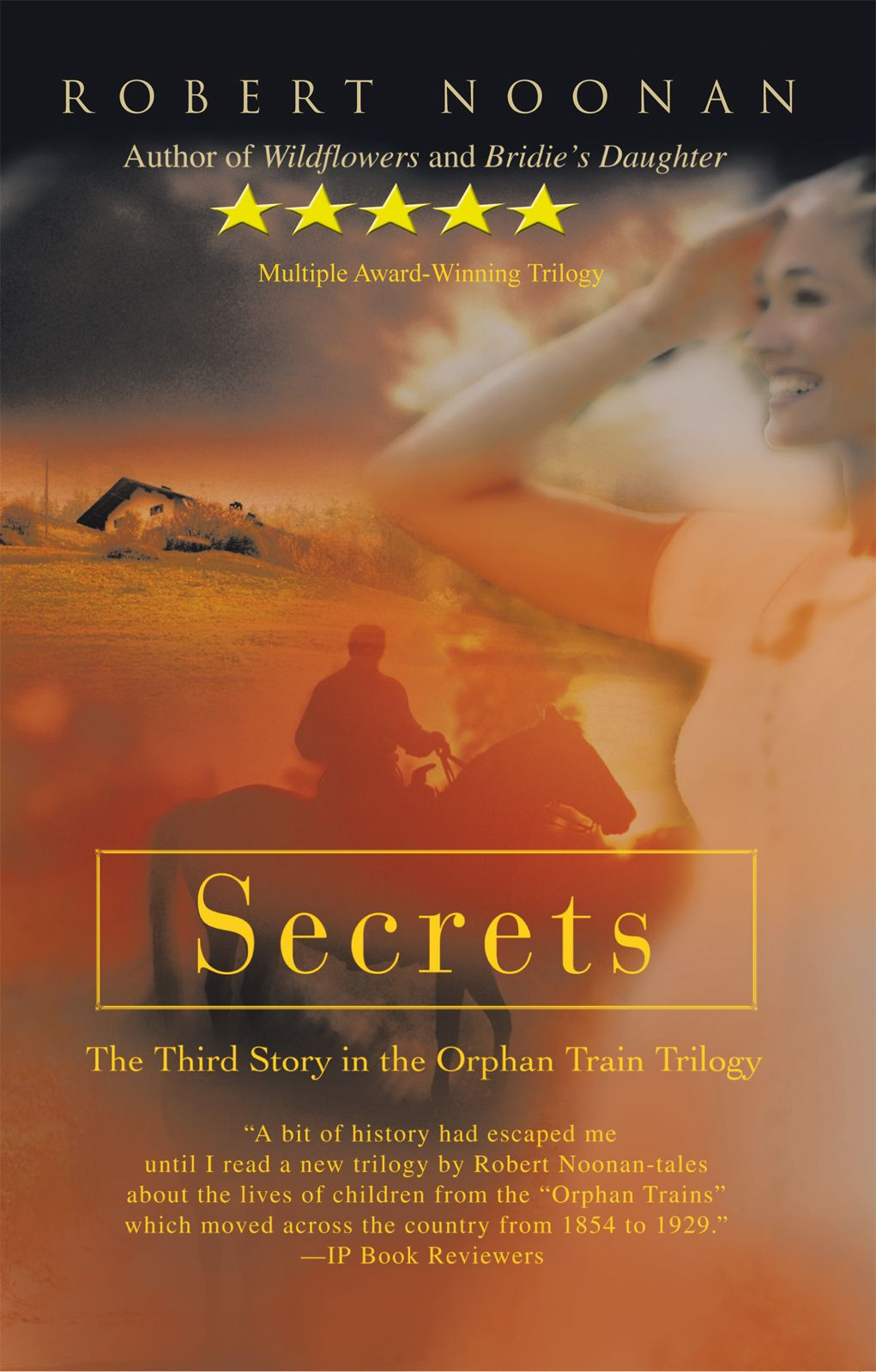 Secrets By: Robert Noonan