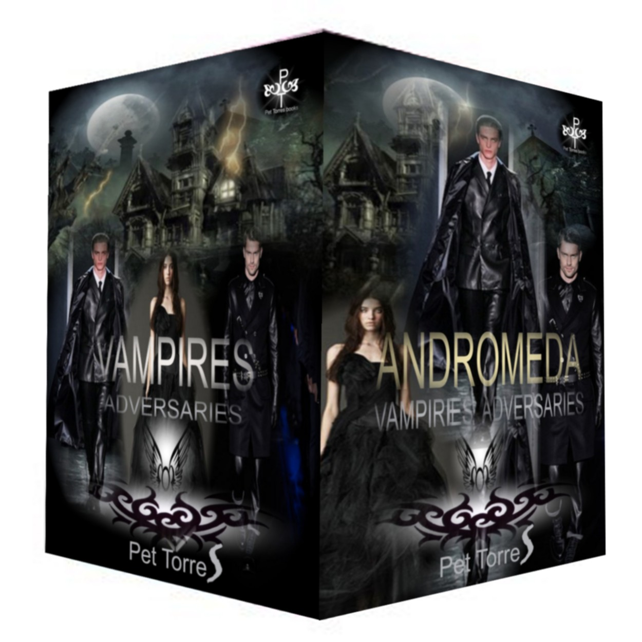 Box Set : Vampires adversaries series ( 2 novels )