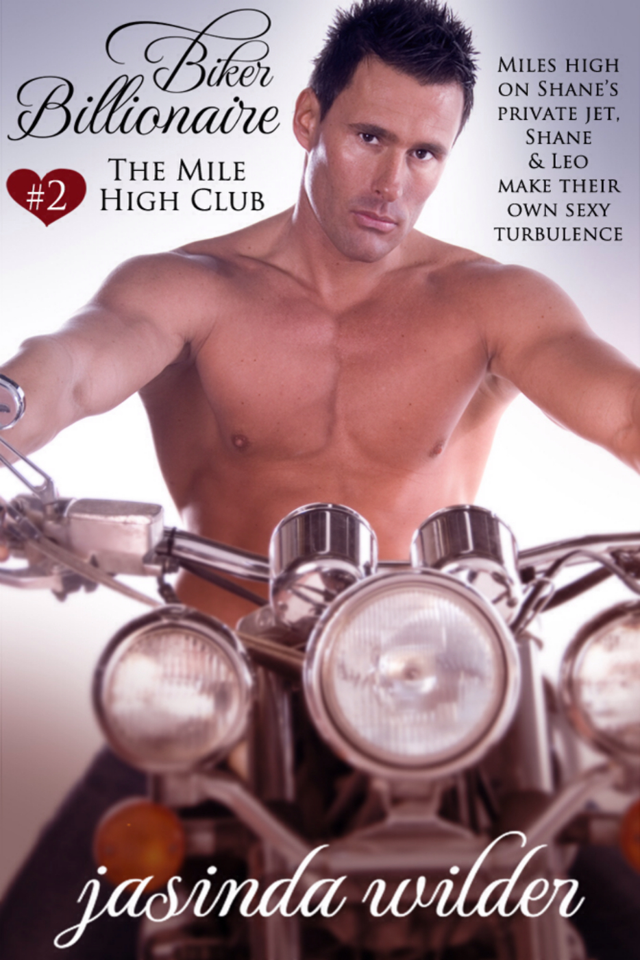 Biker Billionaire #2: The Mile High Club (Erotic Romance)