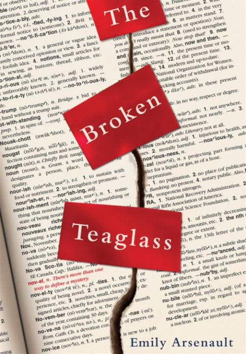 The Broken Teaglass By: Emily Arsenault