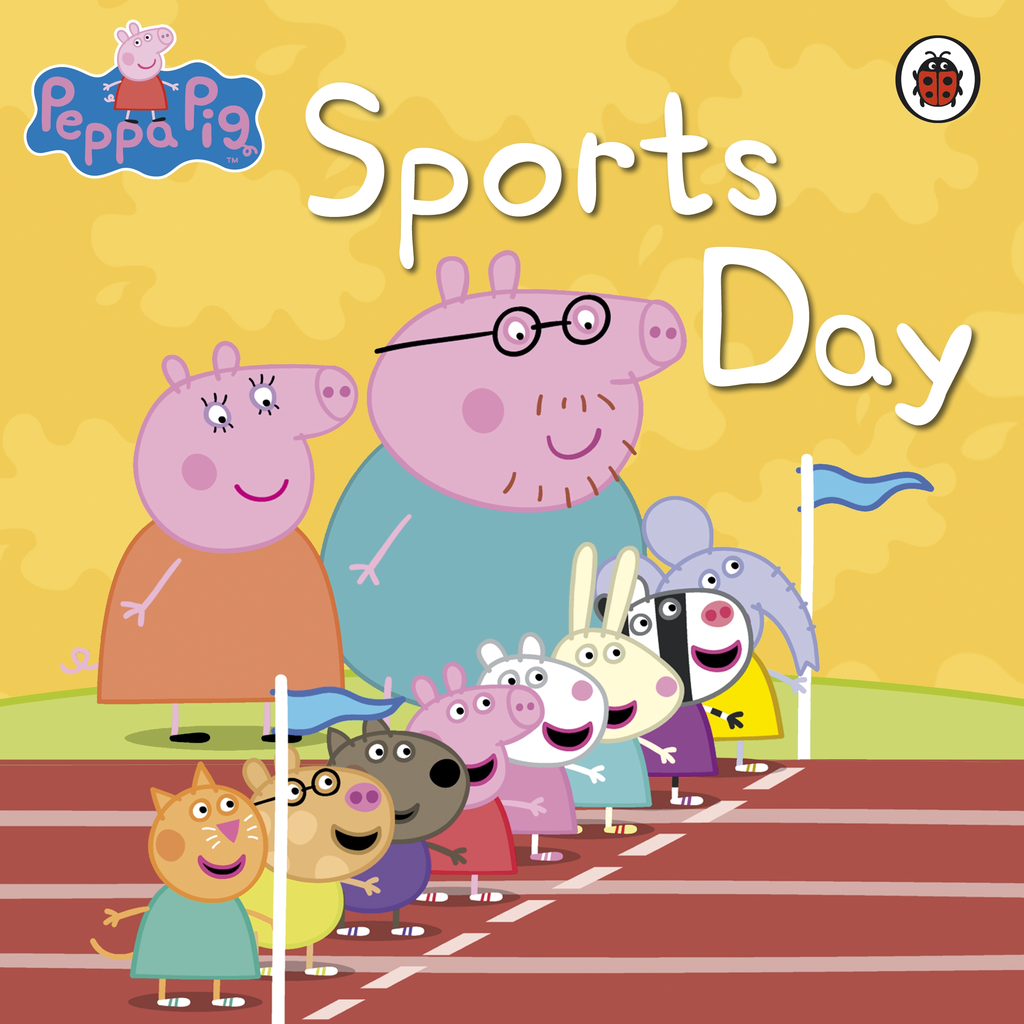 Peppa Pig: Sports Day Sports Day