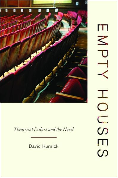Empty Houses By: David Kurnick