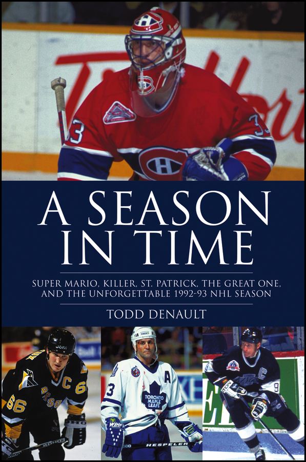 A Season in Time By: Todd Denault
