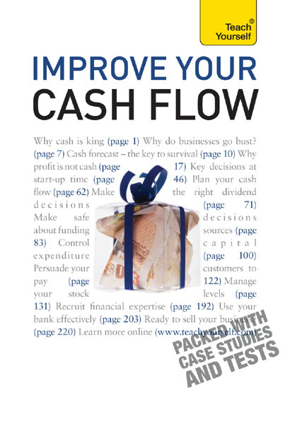 Improve Your Cash Flow: Teach Yourself