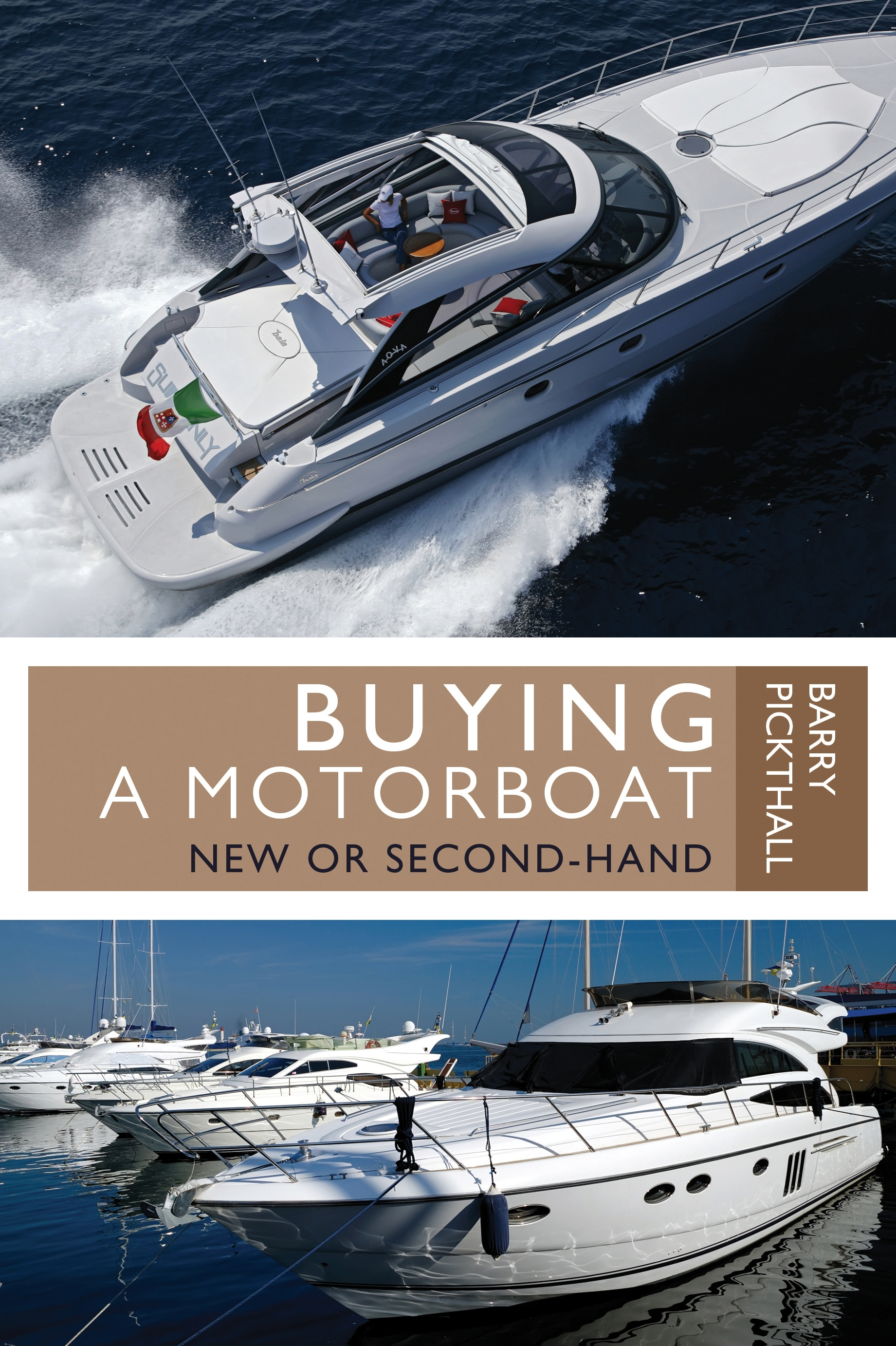 Buying a Motorboat New or Second-Hand