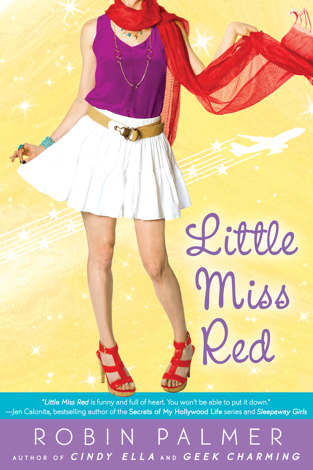 Little Miss Red By: Robin Palmer
