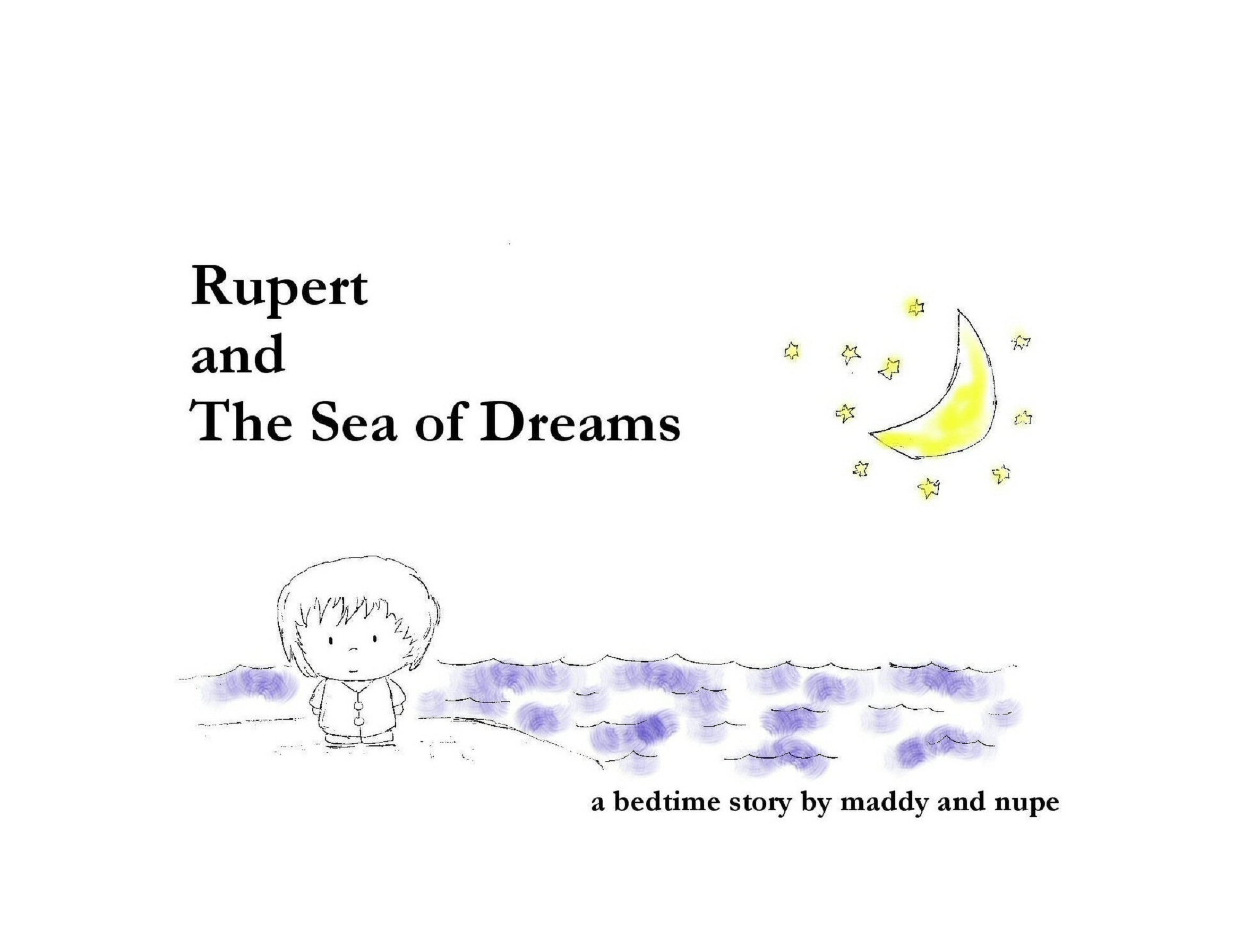 Rupert and the sea of dreams