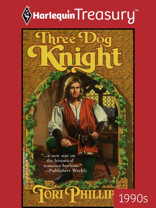 Three Dog Knight By: Tori Phillips