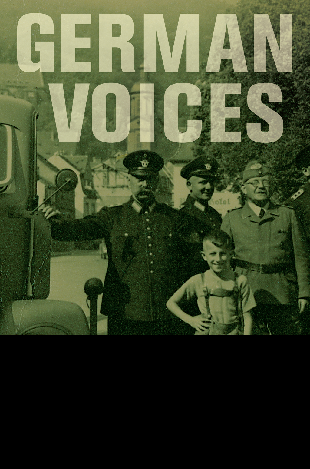 German Voices By: Frederic C. Tubach,Sally Patterson Tubach