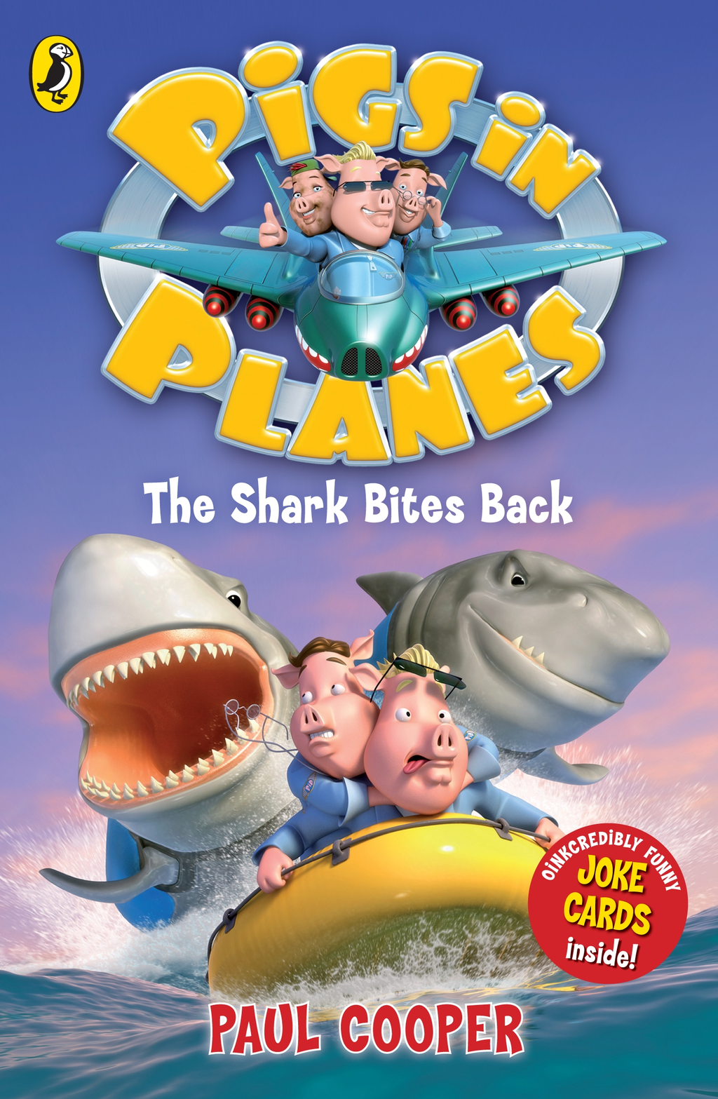 Pigs in Planes: The Shark Bites Back