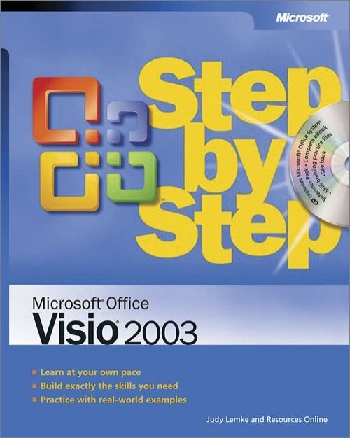 Microsoft® Office Visio® 2003 Step by Step By: Judy Lemke