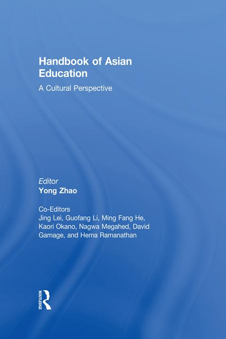 Yong Zhao - Handbook of Asian Education