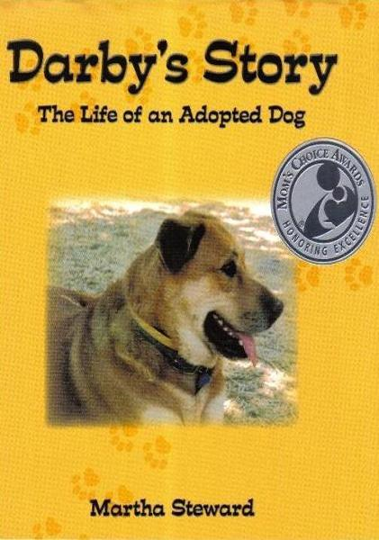 Darby's Story The Life of an Adopted Dog