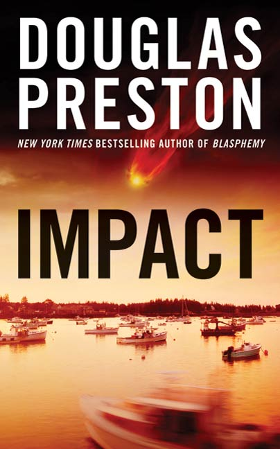 Impact By: Douglas Preston