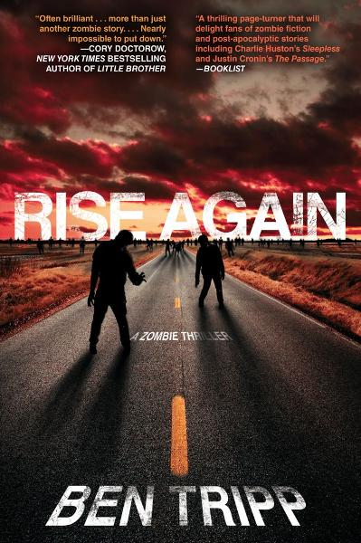 Rise Again By: Ben Tripp
