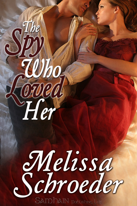 Cover Image: The Spy Who Loved Her