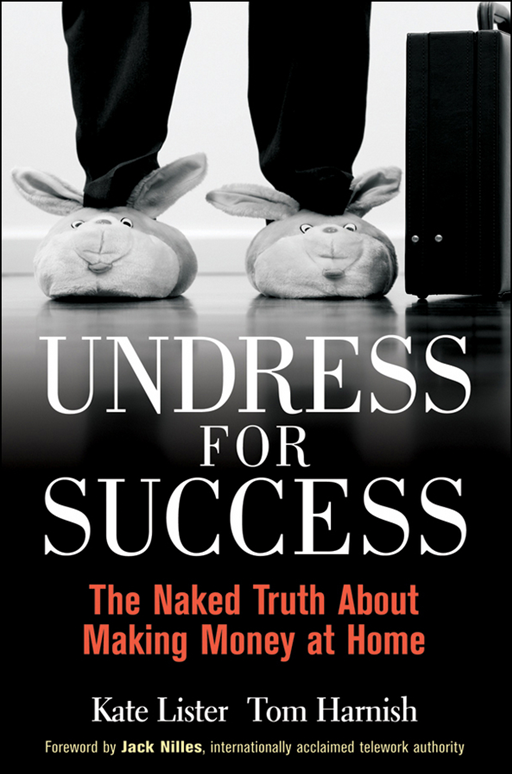 Undress for Success By: Kate Lister,Tom Harnish