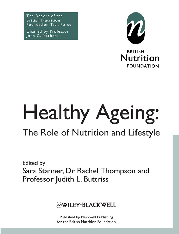 nutrition as it relates to aging essay